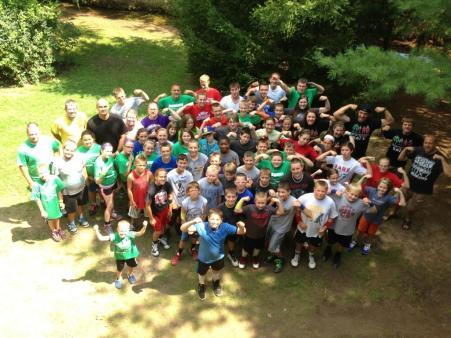 Bball Camp #2 2013