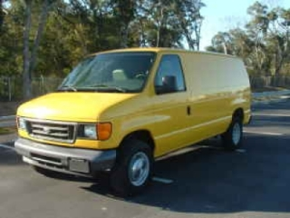 yellow-van