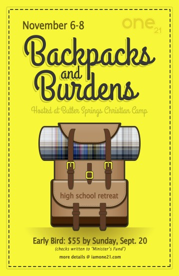 Backpack&Burdens