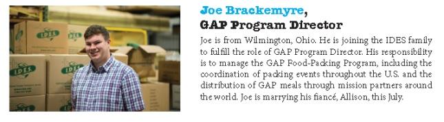 Joe Gap